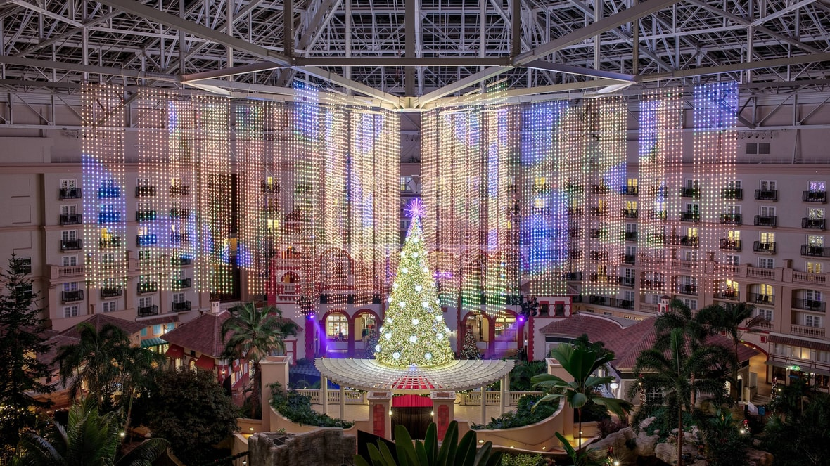 Marriott Christmas Deals 2020 Hotel Deals in Kissimmee, Florida | Gaylord Palms Resort and