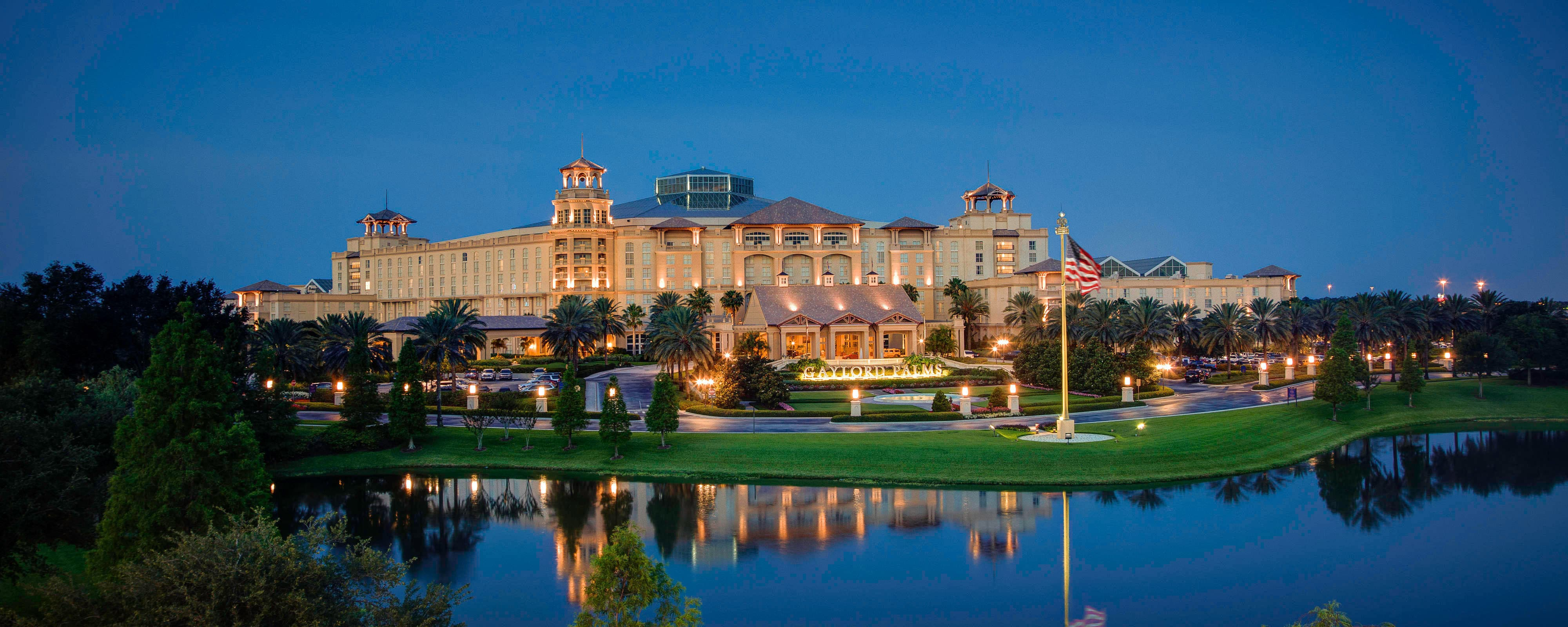 Gaylord Palms Resort Exterior