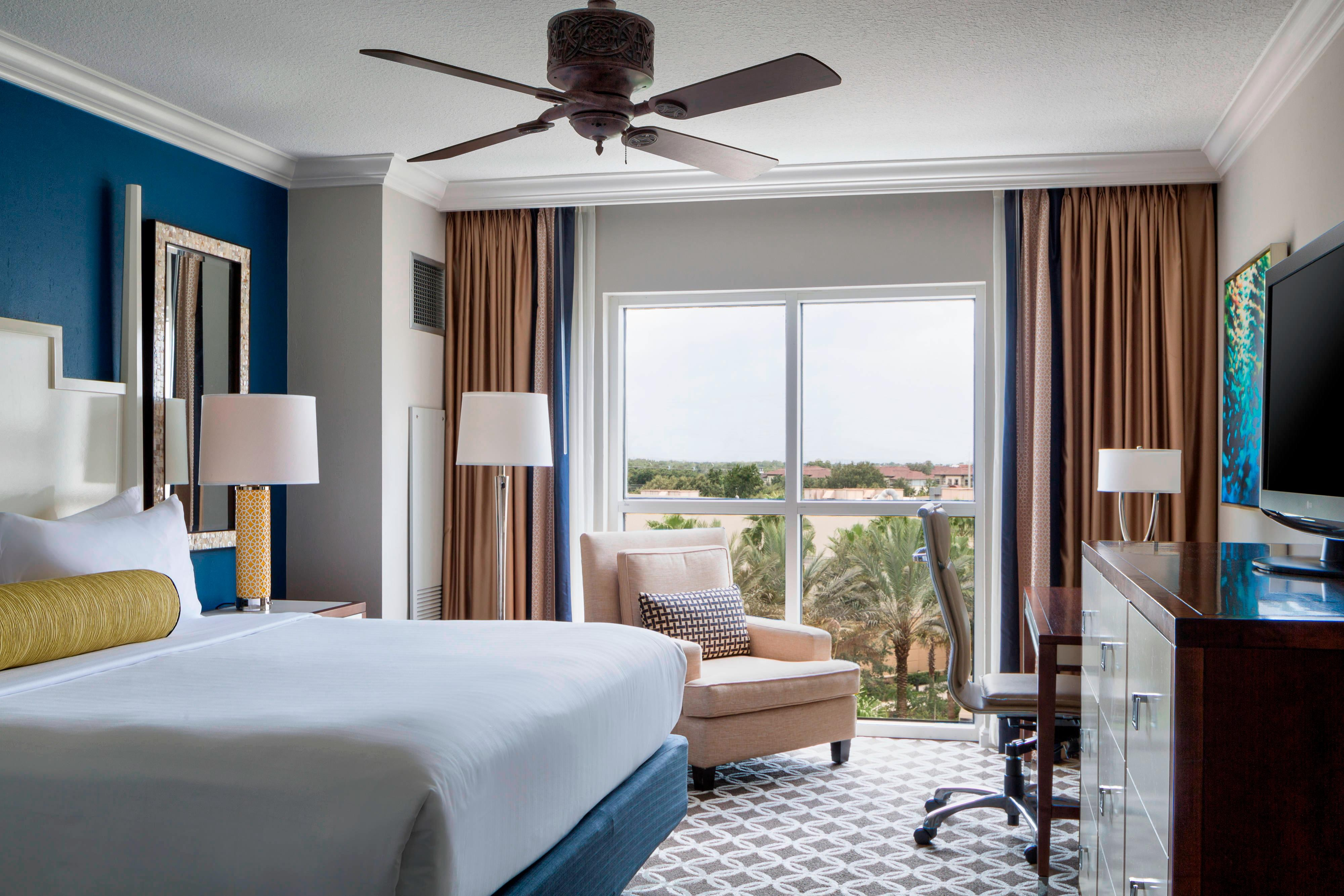 Hotel Rooms And Suites In Kissimmee Gaylord Palms Resort