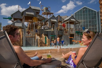 Gaylord Palms Cypress Springs Water Park