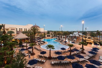 Gaylord Palms Cypress Springs Outdoor Pool
