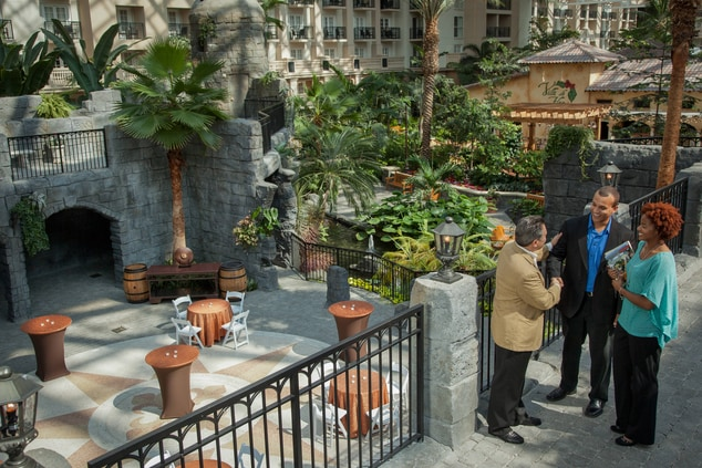 Gaylord Palms – Pre-function Space
