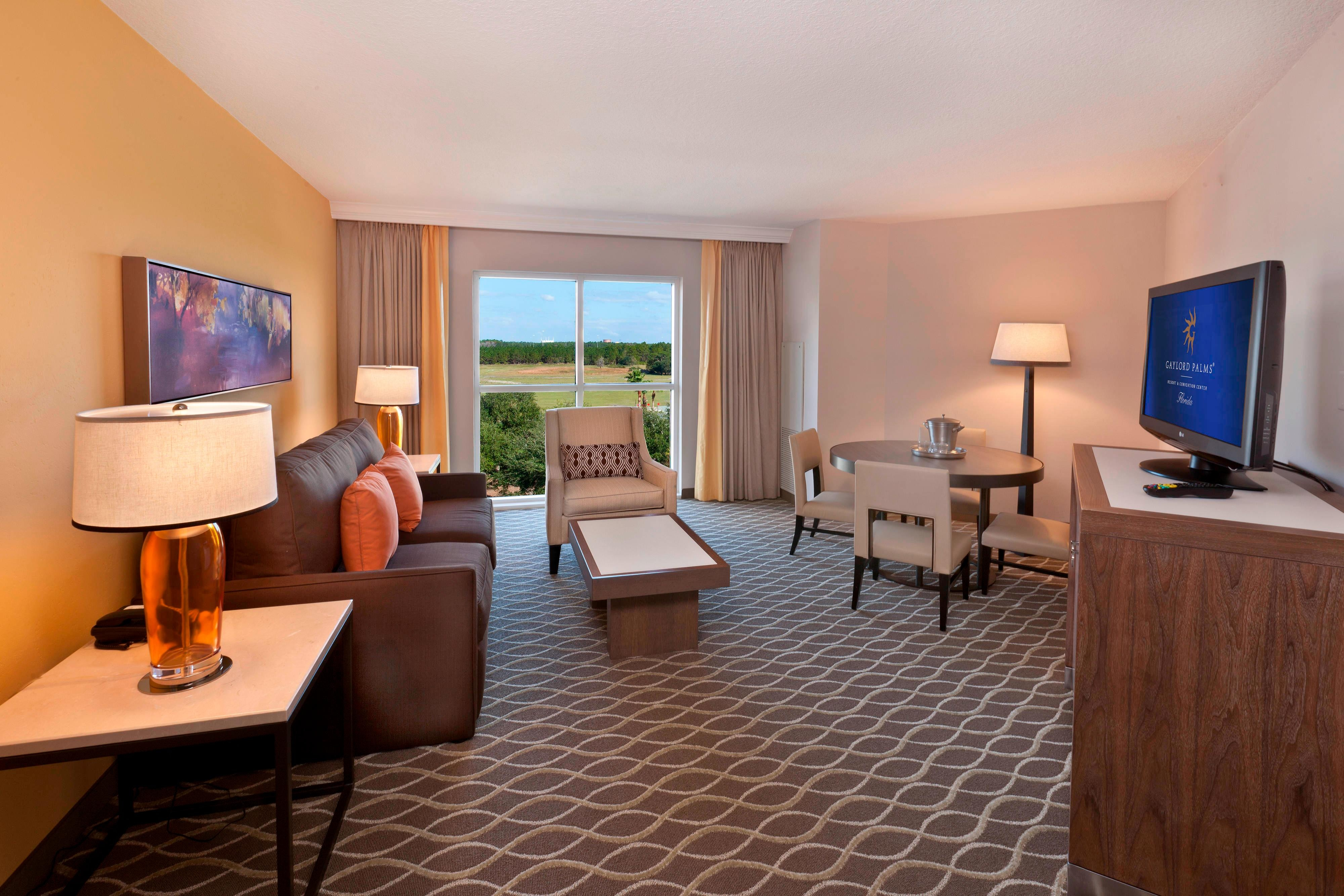 Hotel Suites In Kissimmee Florida Gaylord Palms Resort
