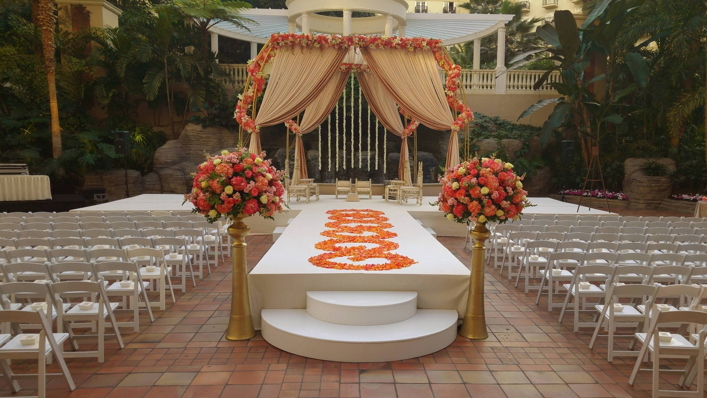 Kissimmee Wedding Venues And Banquet Halls Gaylord Palms Resort