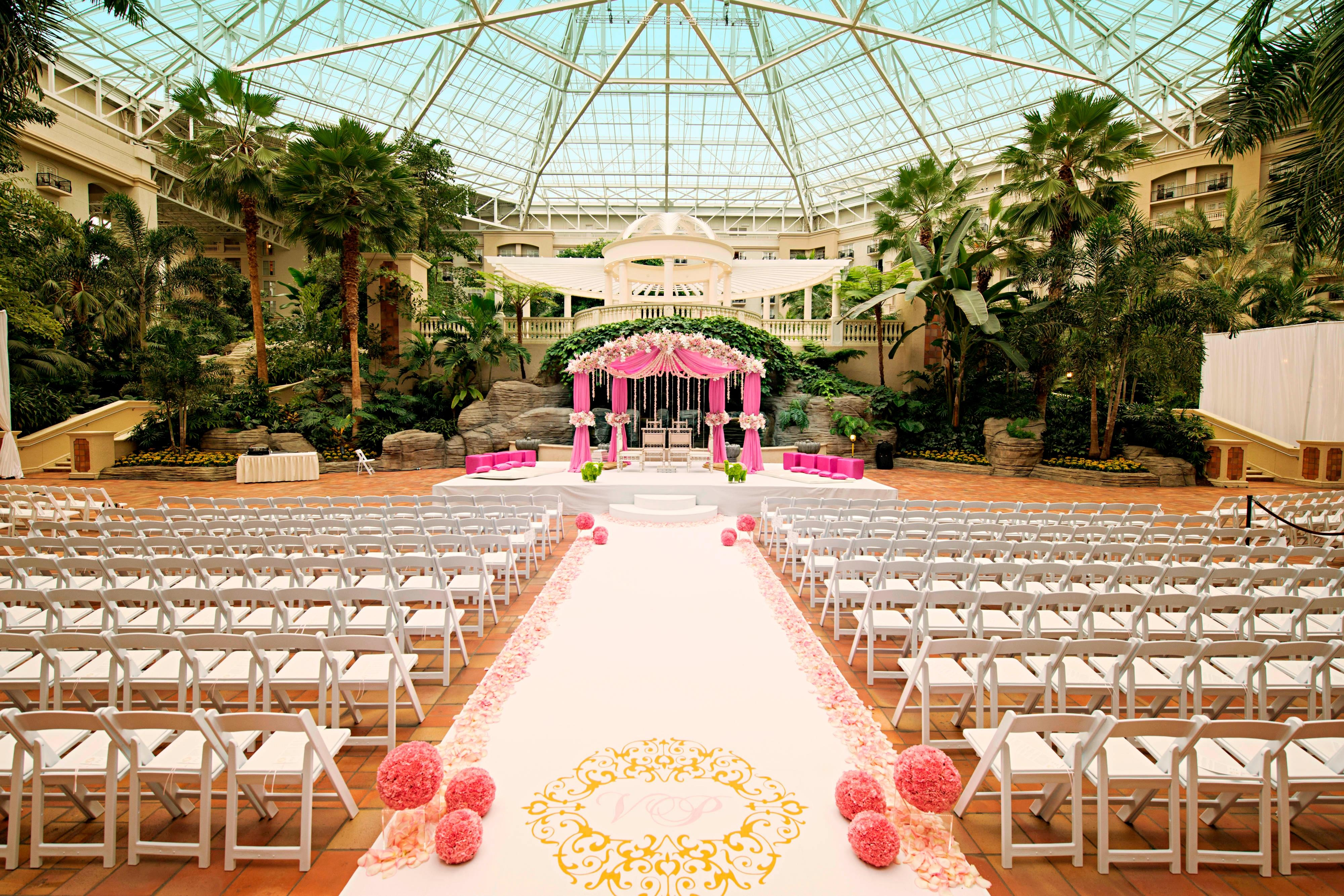Weddings at Gaylord Palms