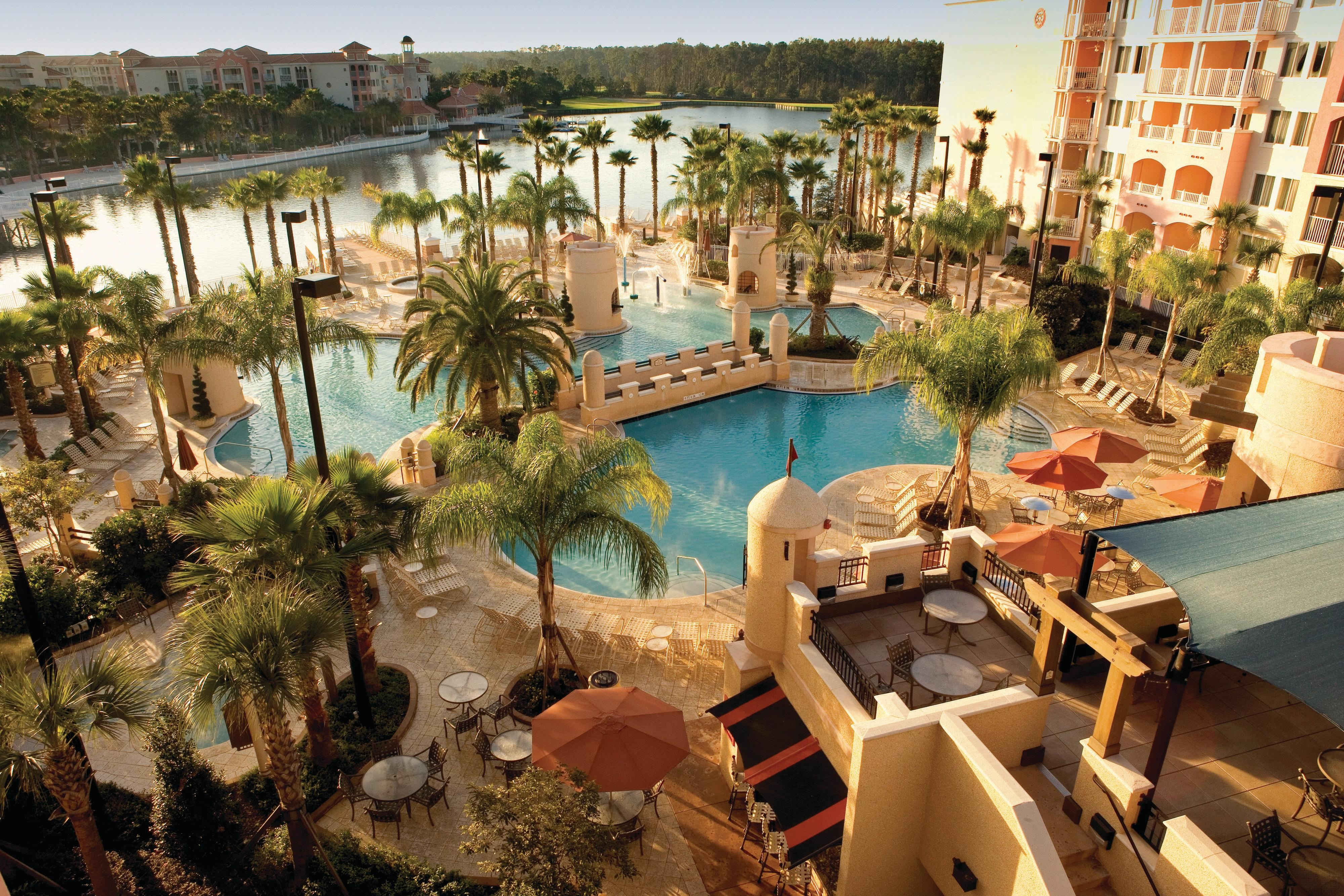 Orlando Grande Vista Outdoor Pool