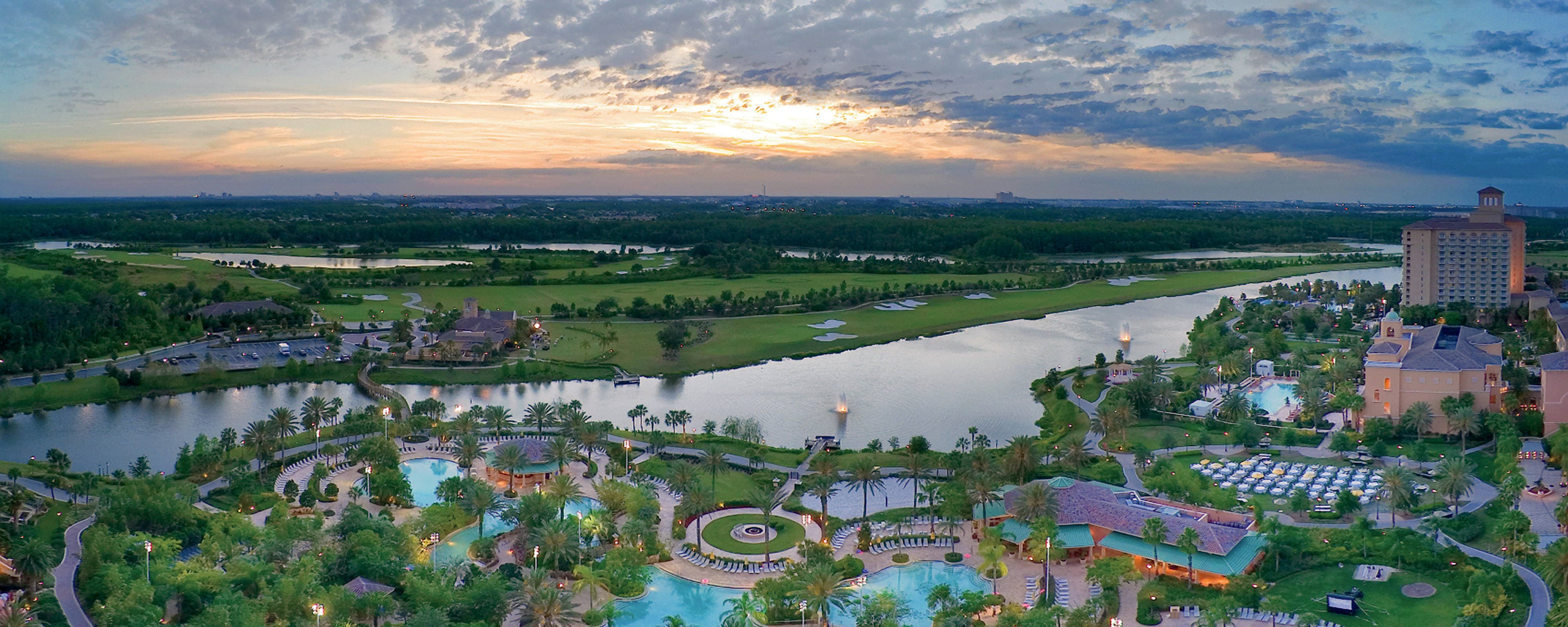 Jw Marriott Orlando Map Hotel on Central Florida Parkway in Orlando | JW Marriott Orlando
