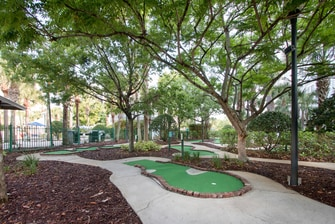 Orlando Resort Recreation Sports Golf
