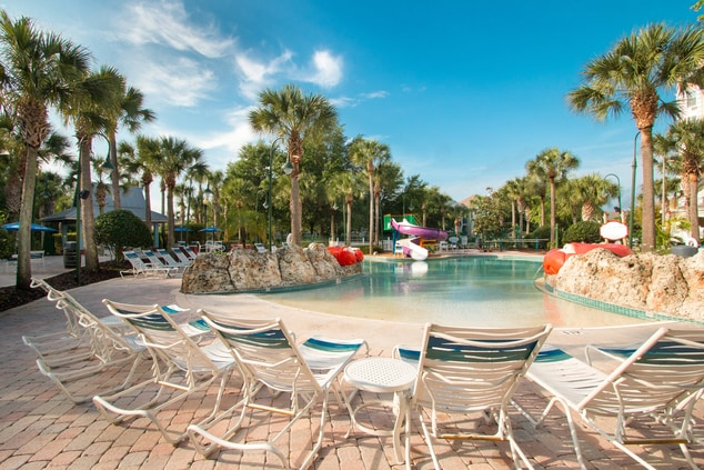 Orlando Kissimmee Outdoor Pool