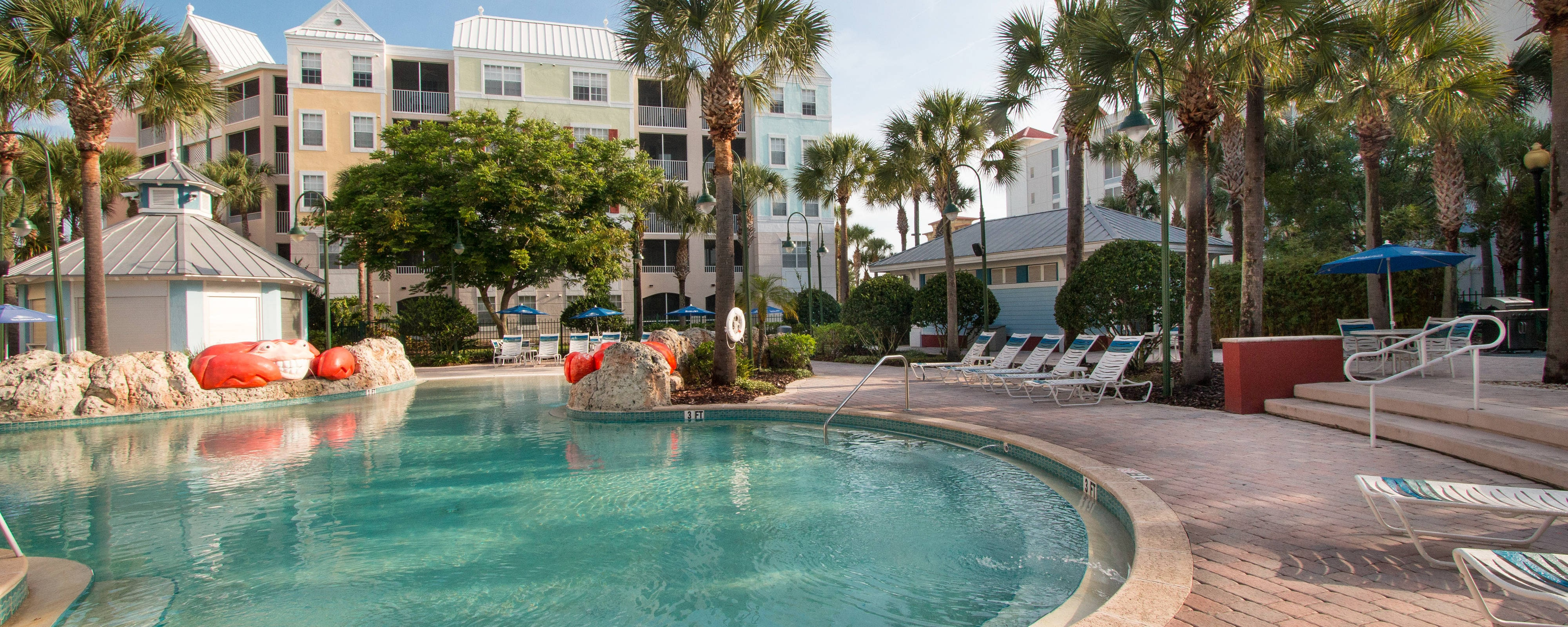 Orlando Kissimmee Outdoor Pool