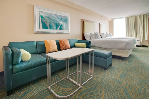 Orlando Kissimmee double/double suite