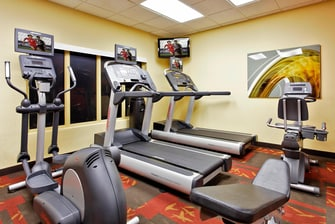 hotel fitness center in orlando