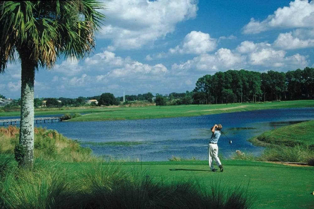 Timacuan Golf – Lake Mary Courtyard