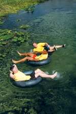 Tubing – Lake Mary Courtyard