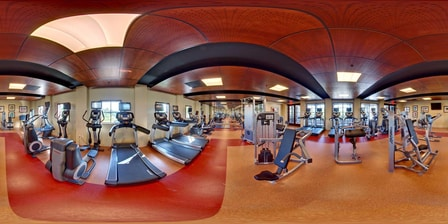 Lakeshore Reserve Resort Fitness Center