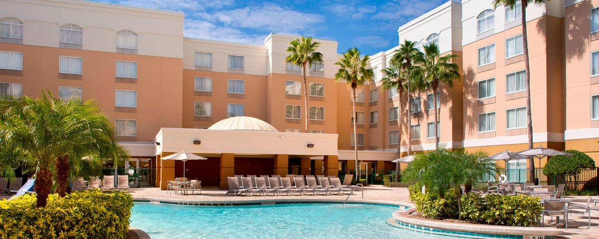 Lake Buena Vista Hotel Springhill Suites Orlando In