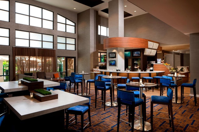The Bistro Seating & Communal Table