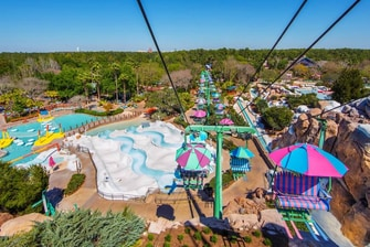 Disney's Blizzard Beach Wasserpark