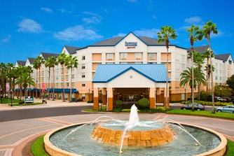 hotels close to epcot fairfield inn suites orlando. Black Bedroom Furniture Sets. Home Design Ideas