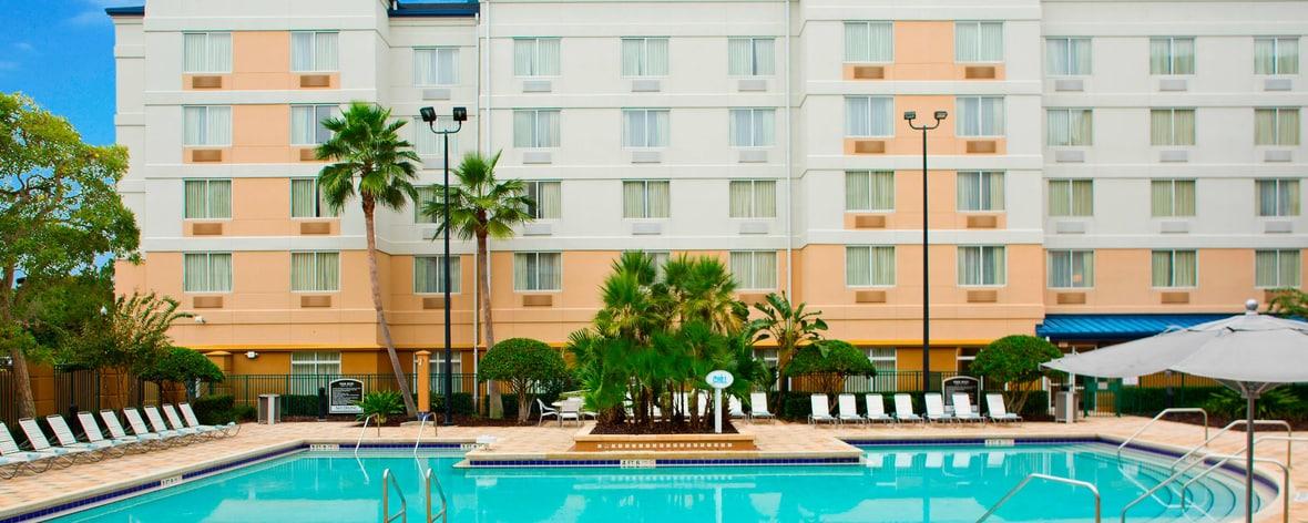 Marriott Hotels Near Epcot