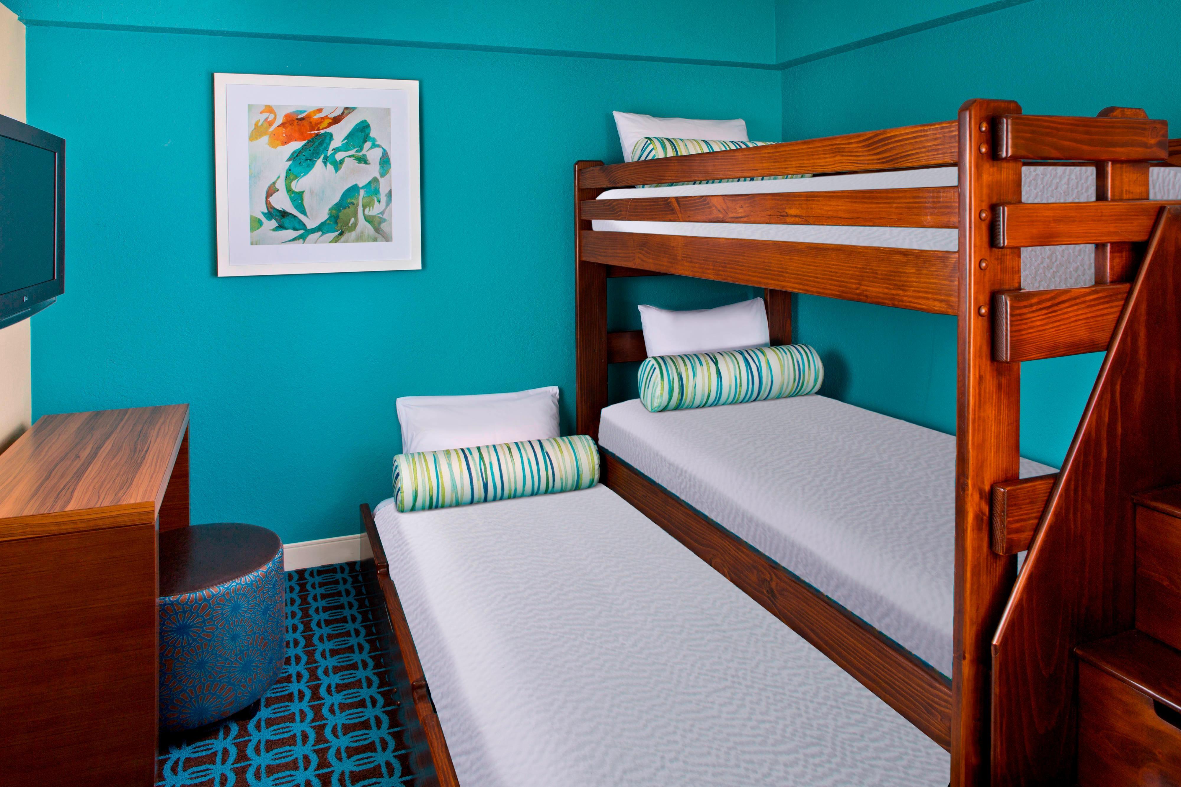 Family Suite Near Disney World Fairfield Inn Amp Suites
