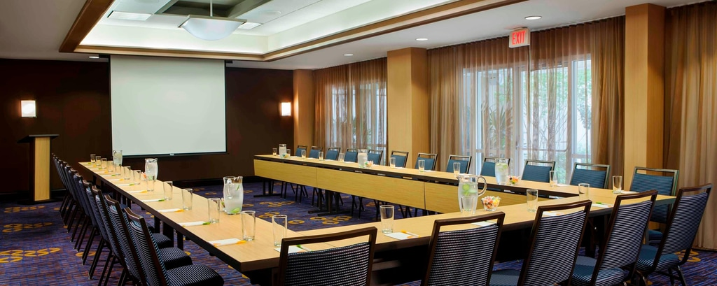 Downtown Orlando Hotel Conference Room
