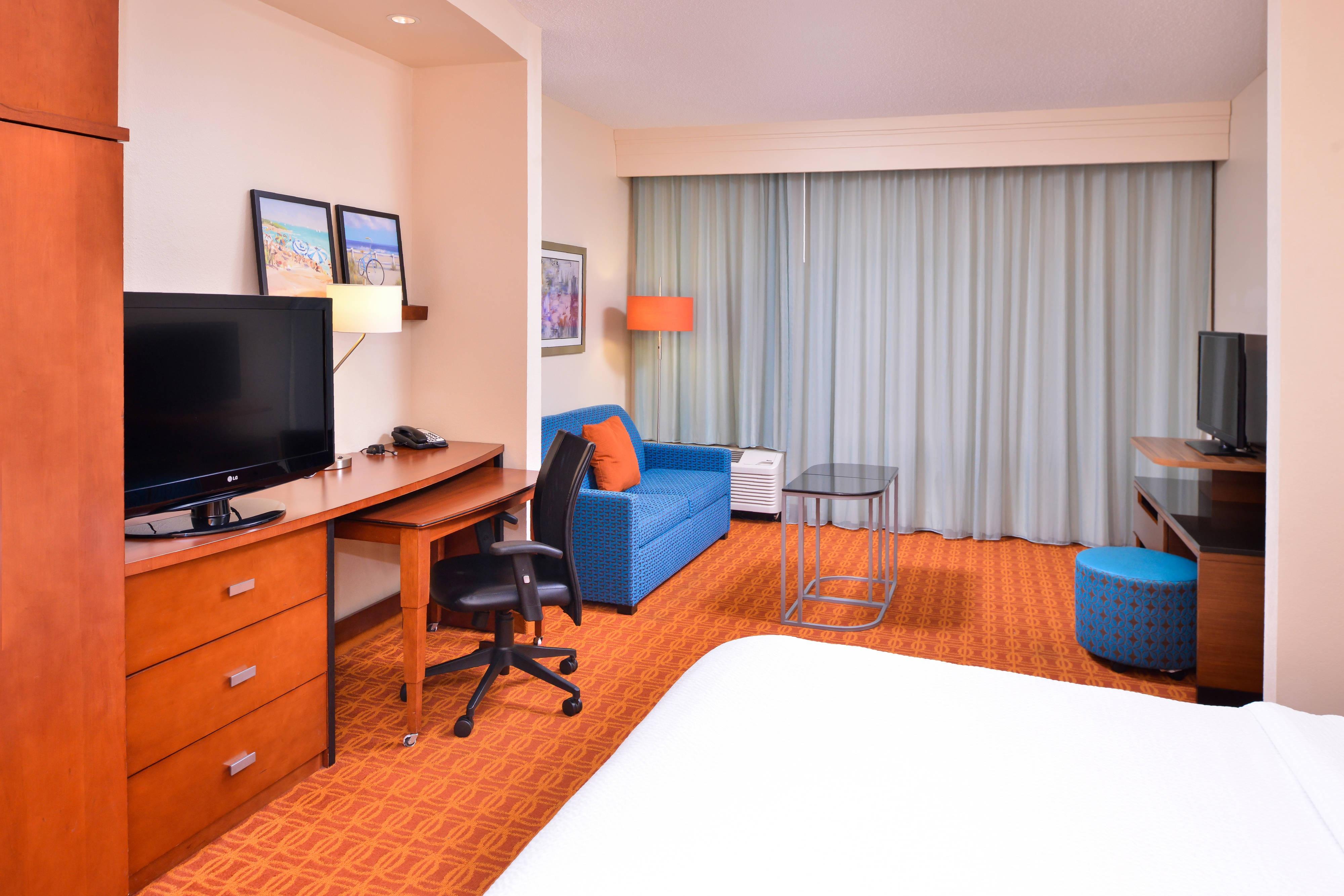Kingsize Suite für Langzeitaufenthalte