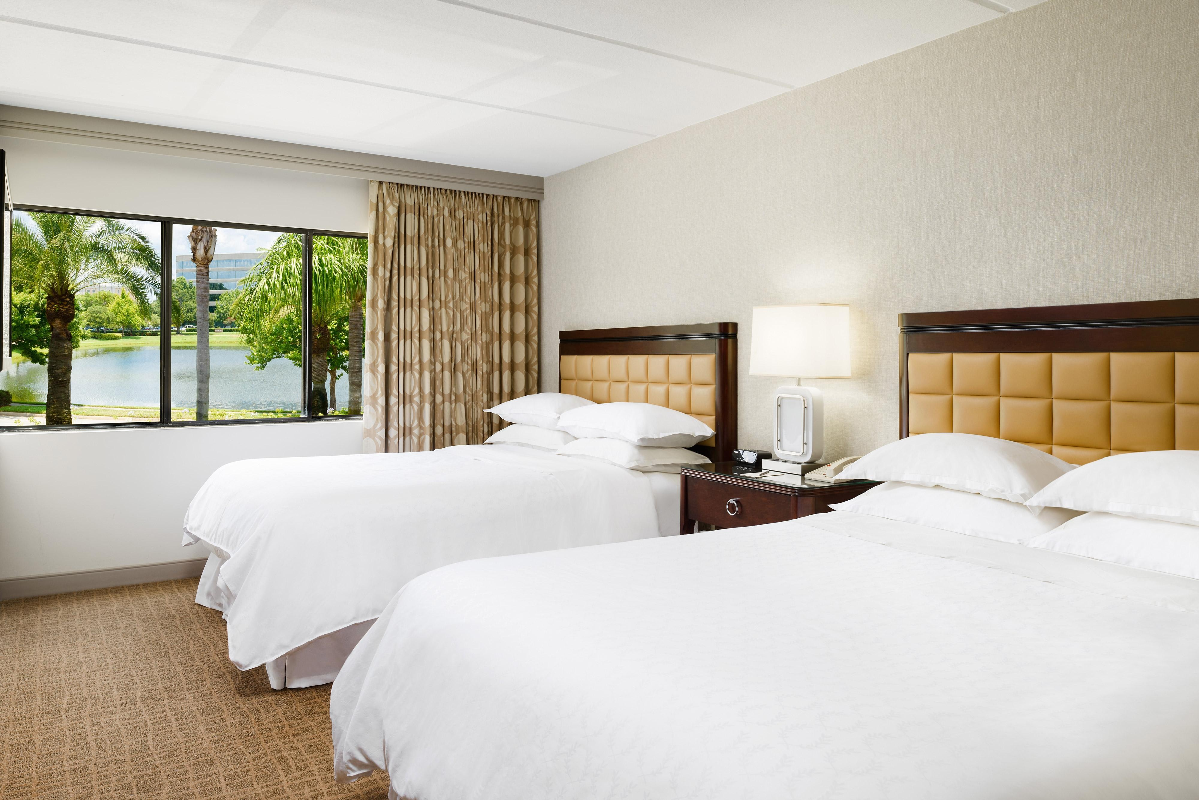 Double/Double Two Room Suite