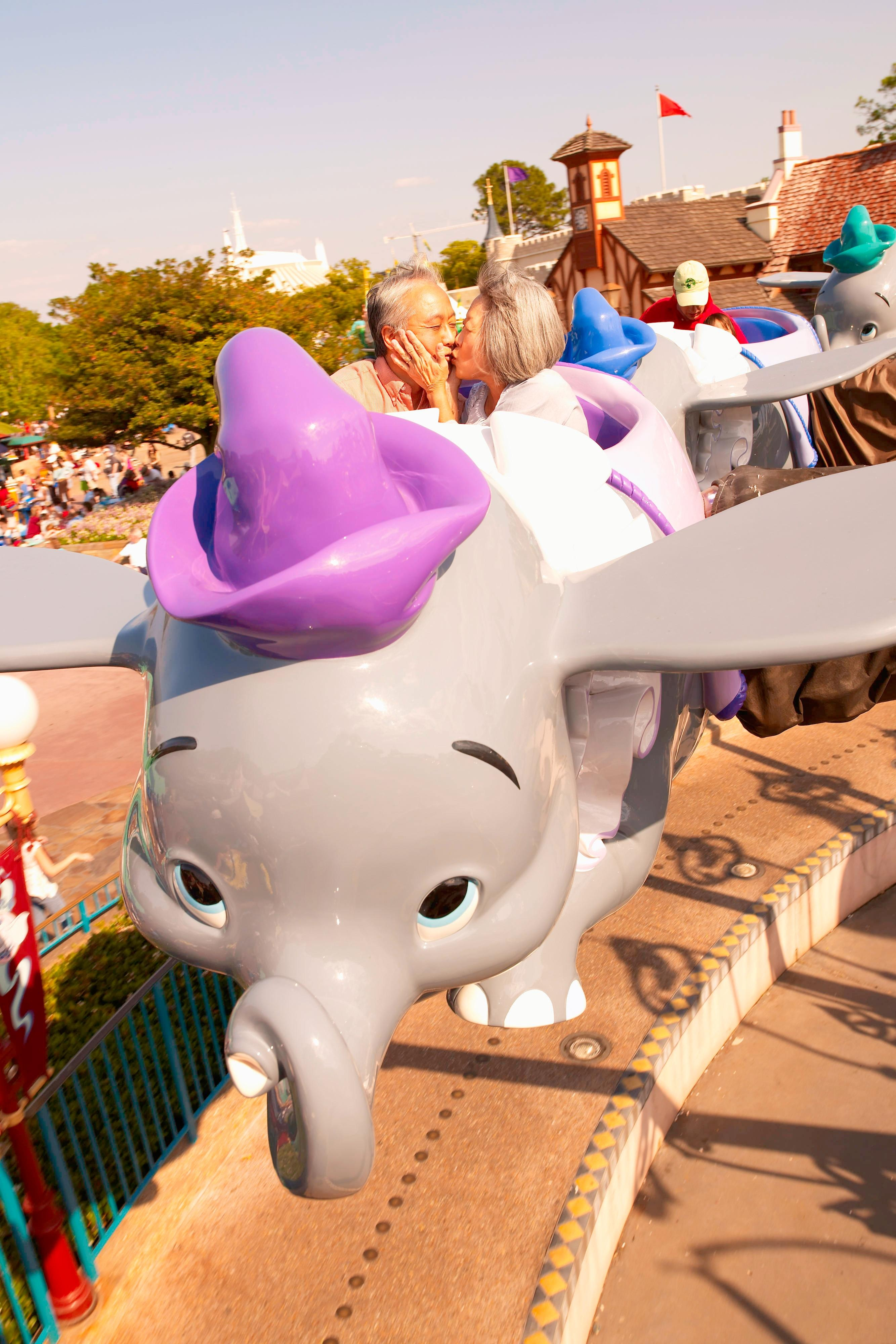 Walt Disney World Dumbo Ride