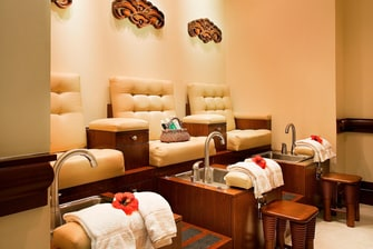 Mandara Spa Pedicure Stations