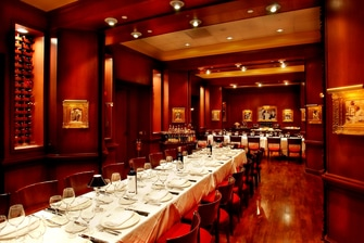 Shula s Steak House Private Dining Room