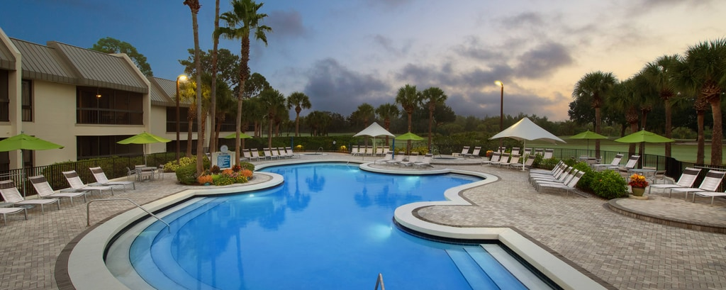 Hotel Gym In Orlando Recreation Activities At The