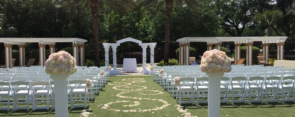 Outdoor Wedding Venue Orlando