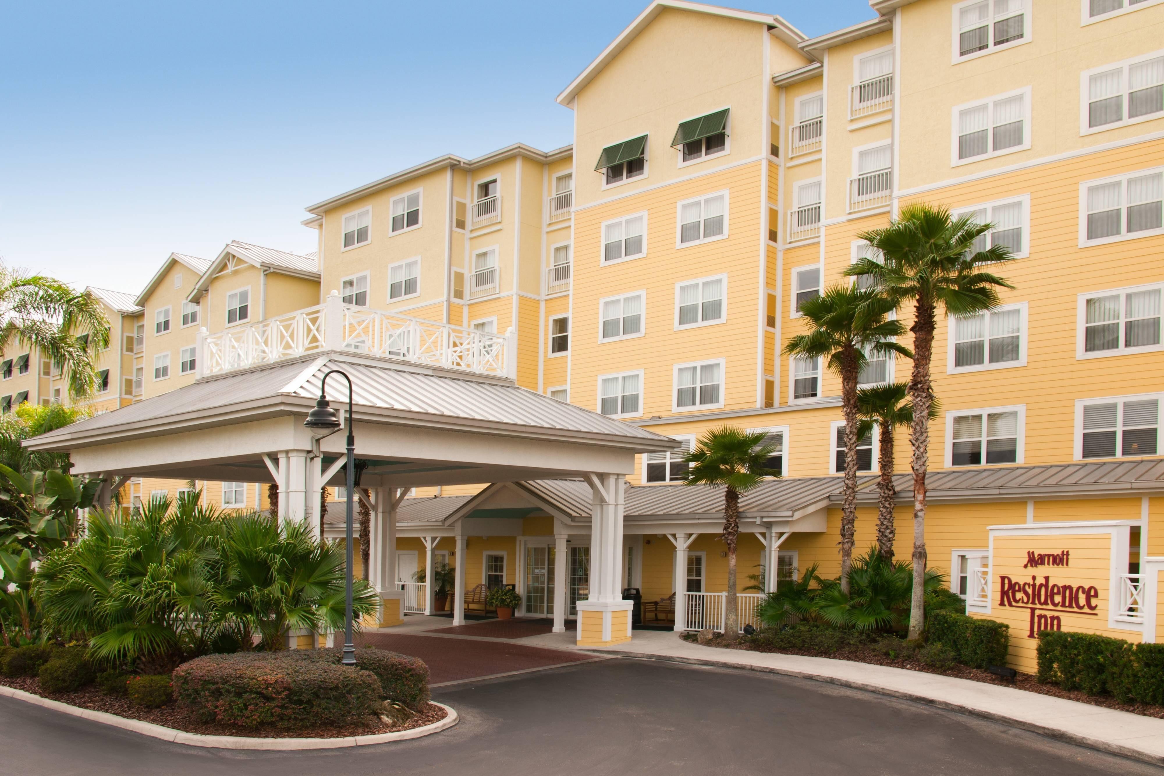 Residence Inn Orlando Exterior