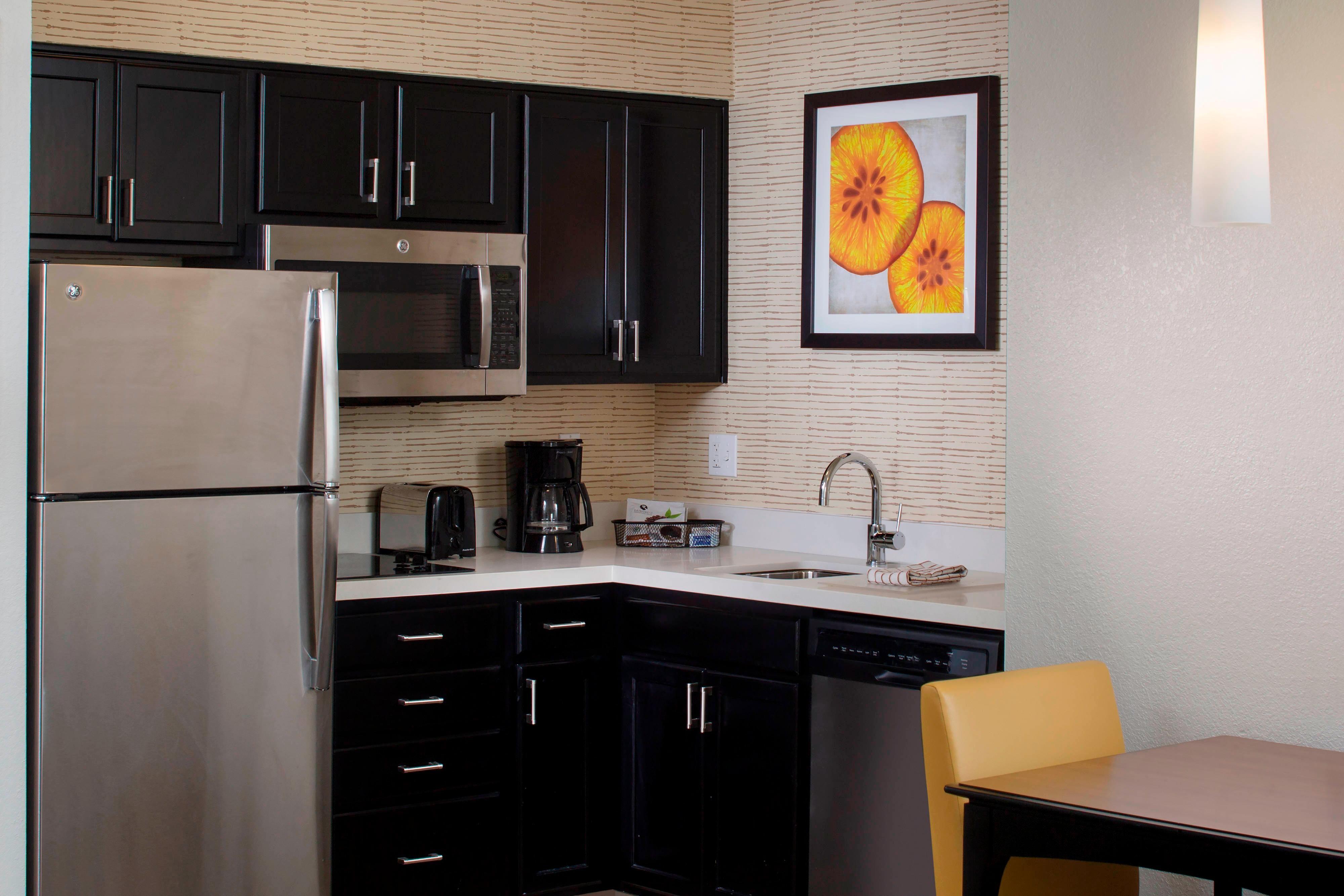 Cucina della suite