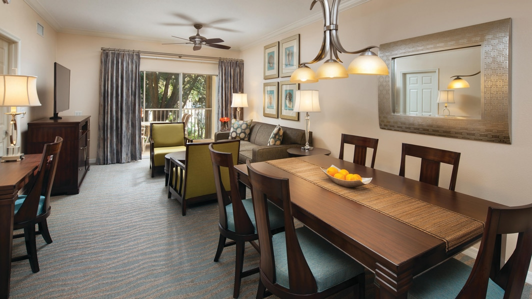 Dining Living Cascades Phase