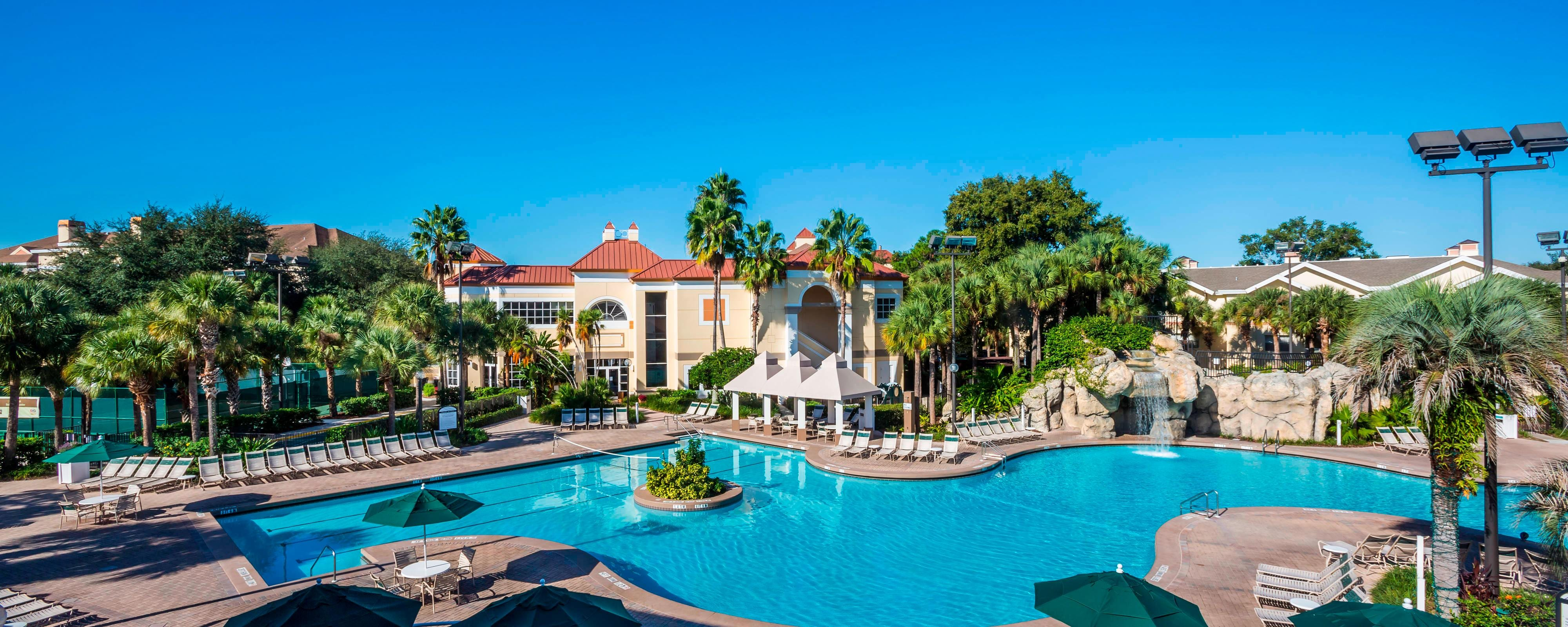 Family Resort in Orlando  Sheraton Vistana Resort Villas