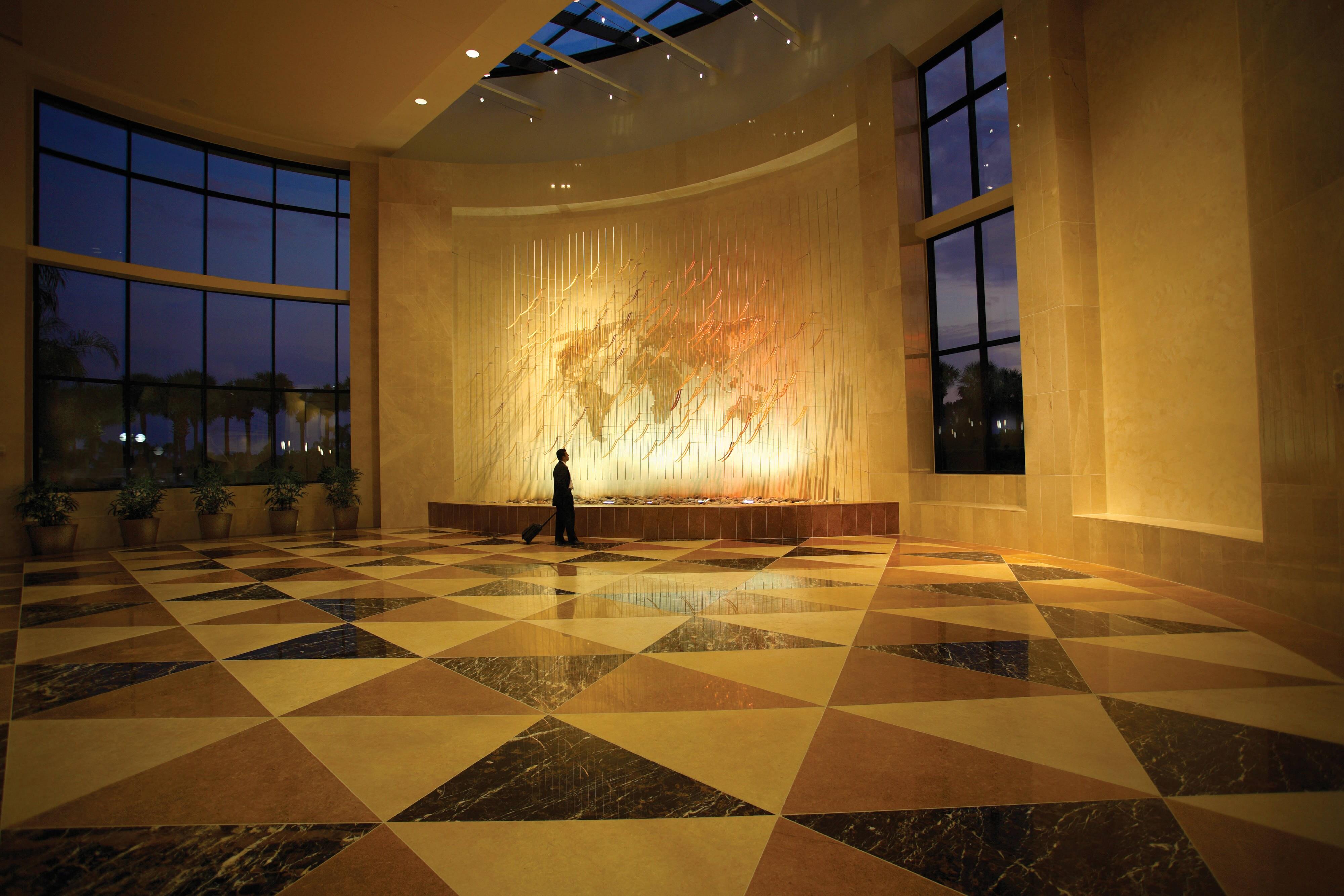 Convention Center Rotunda