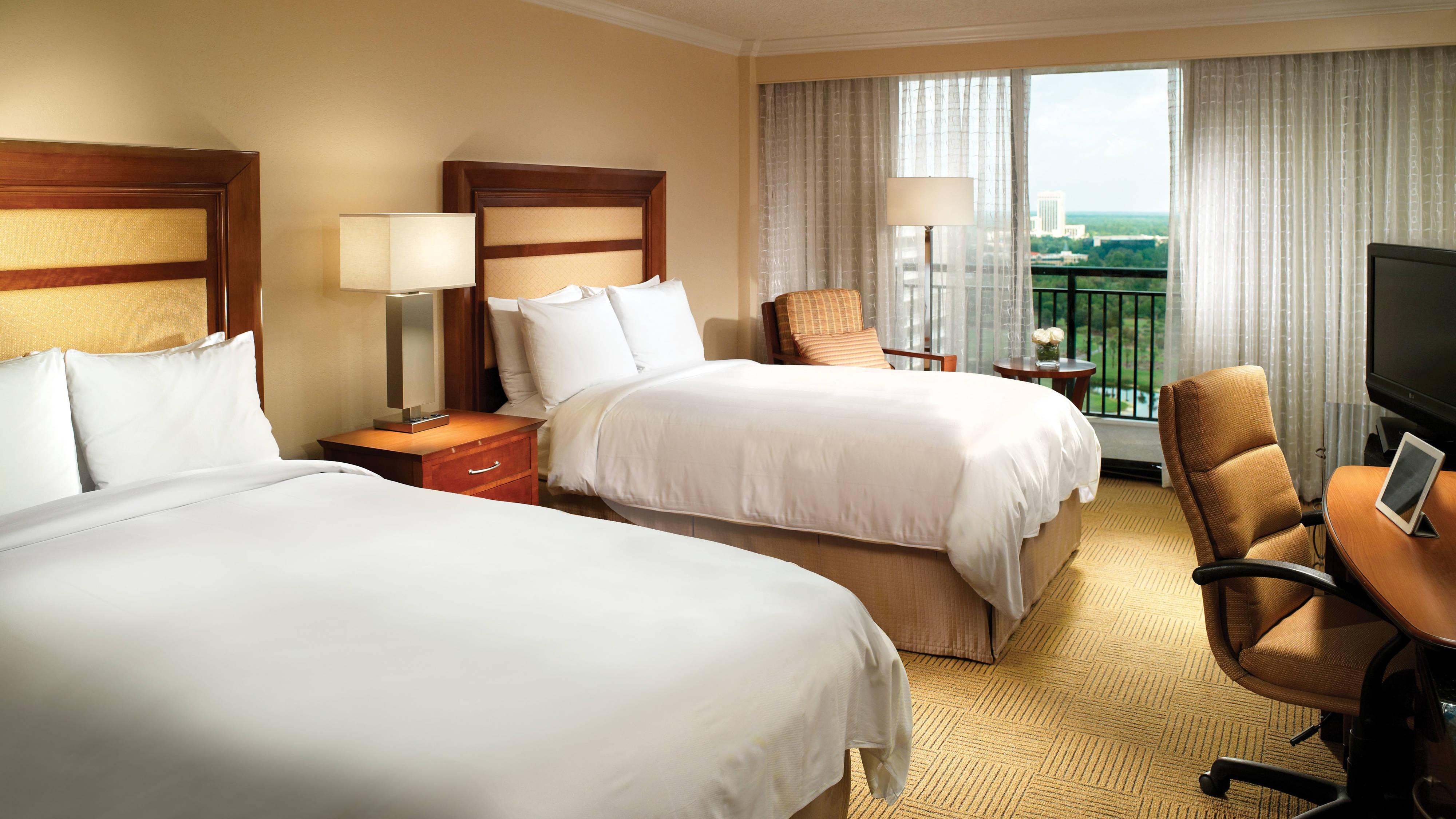 Orlando Resort Guest Room