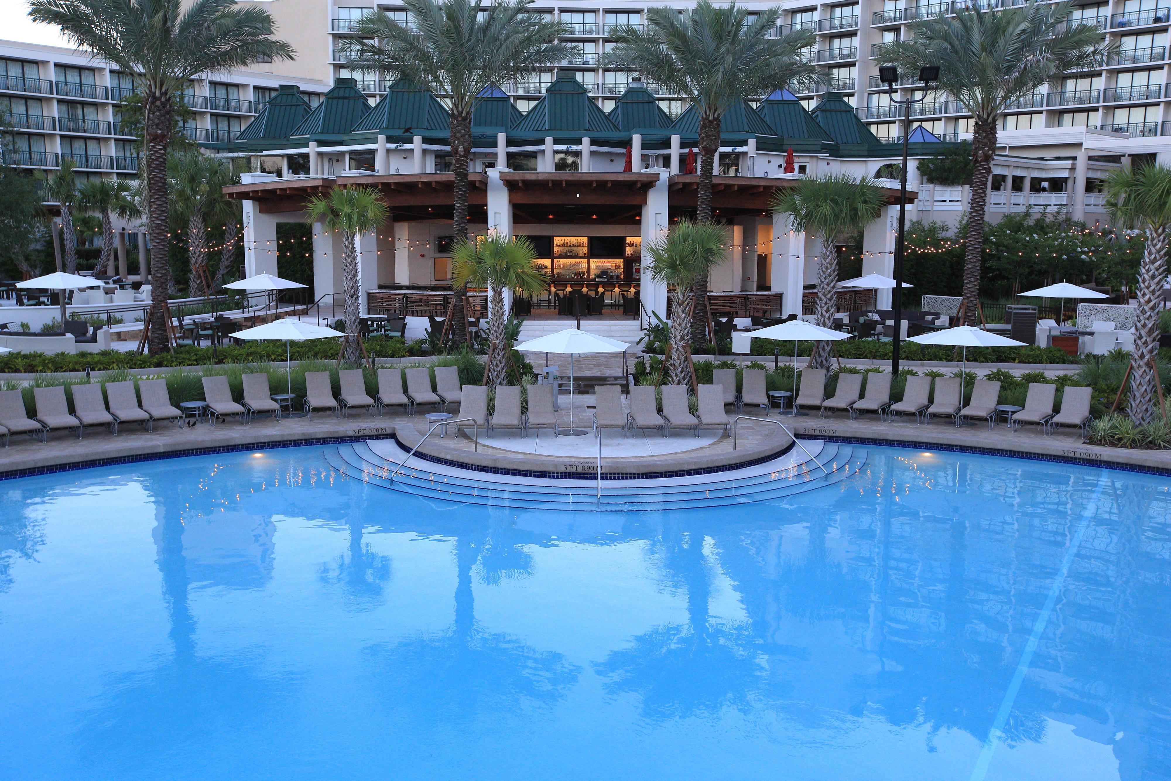 Hôtels avec piscines extérieures à Orlando