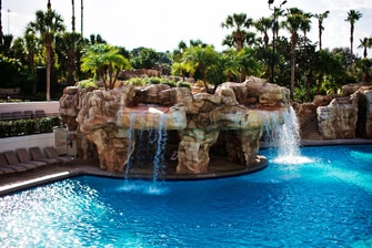 Piscina del Orlando World Center Marriott
