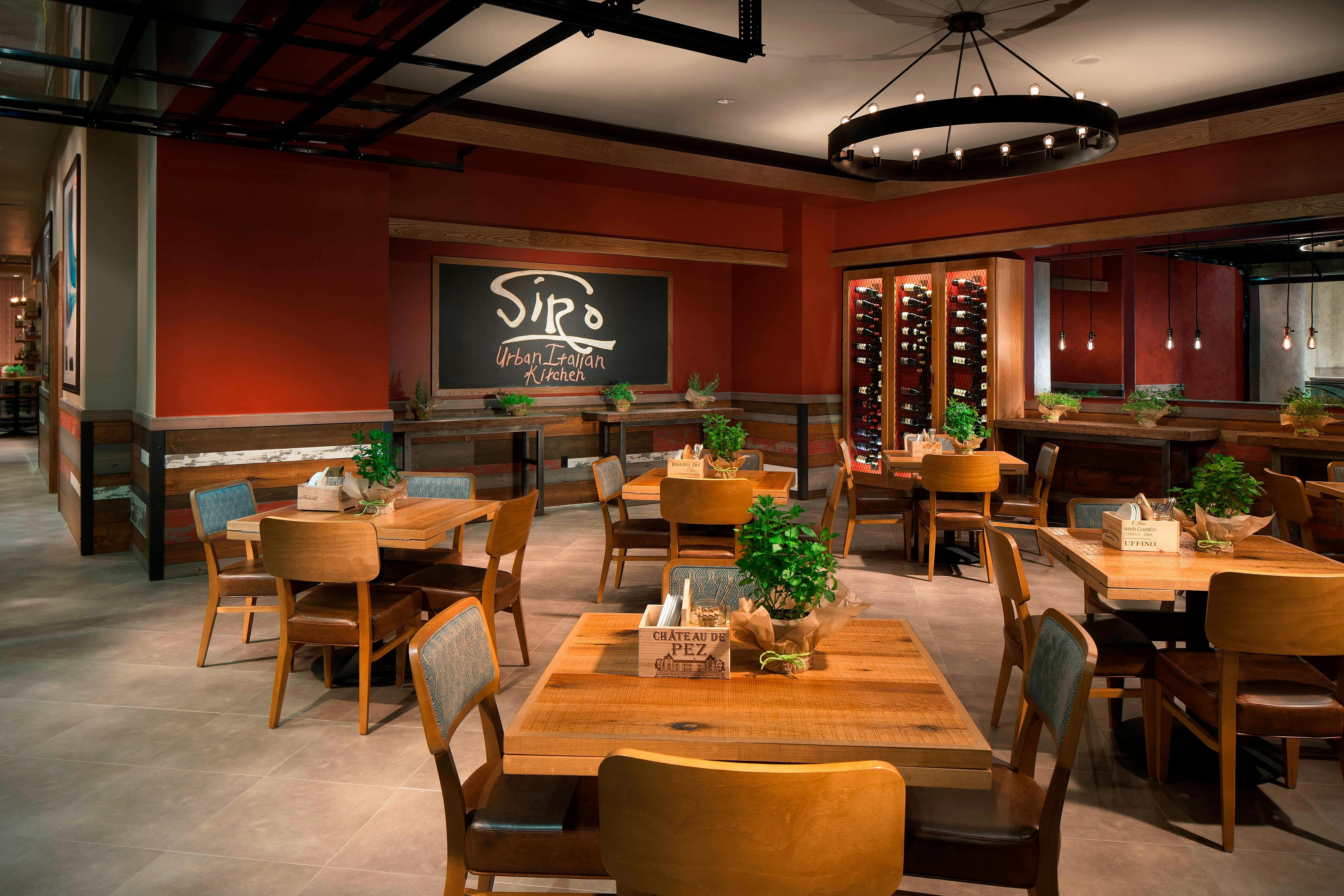 Siro Urban Italian Kitchen