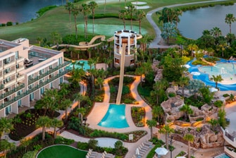 Resort Orlando World Center Marriott