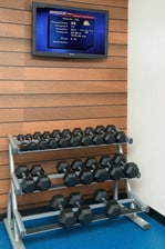 Free 24 Hour Fitness Center