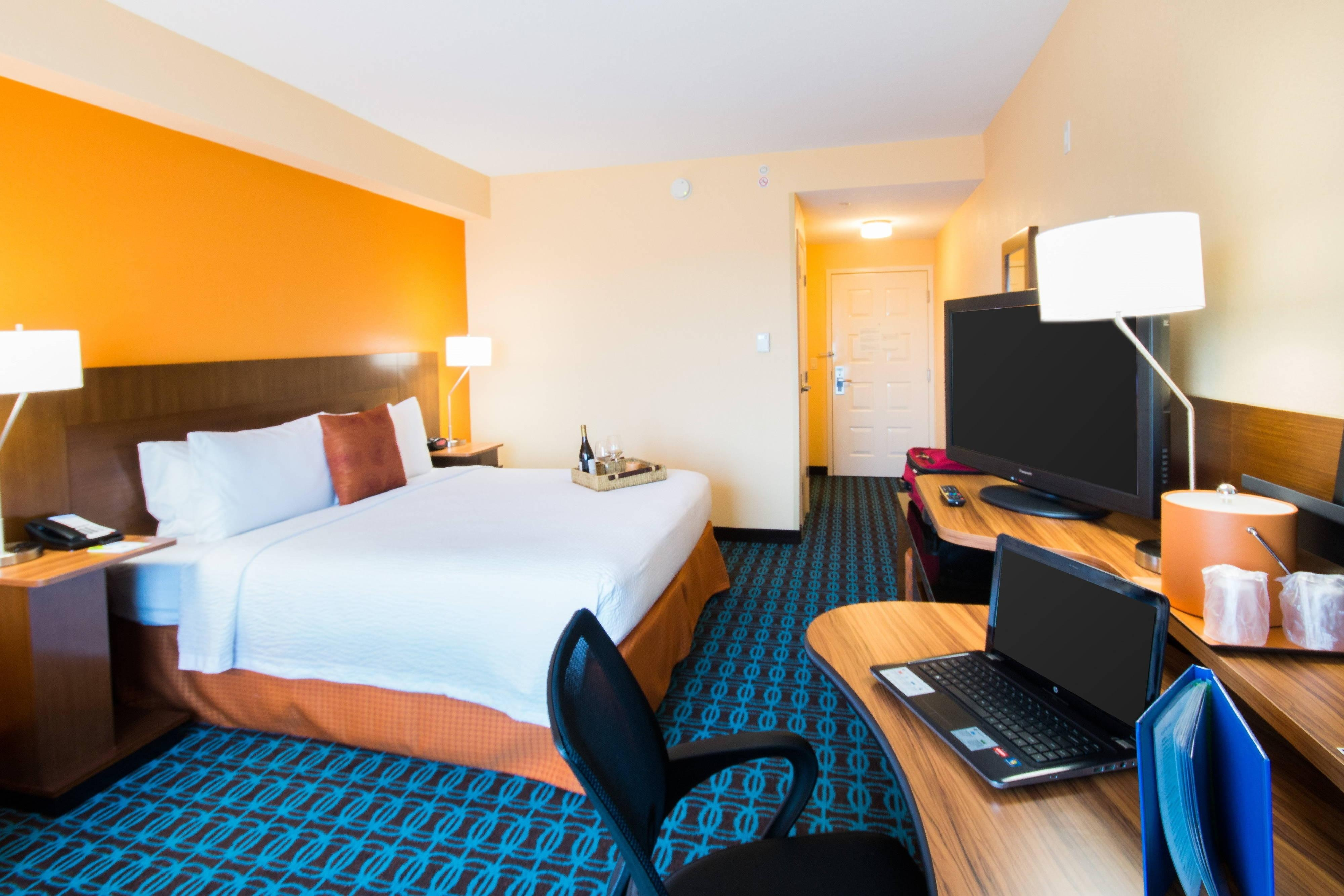 Superior king hotel rooms
