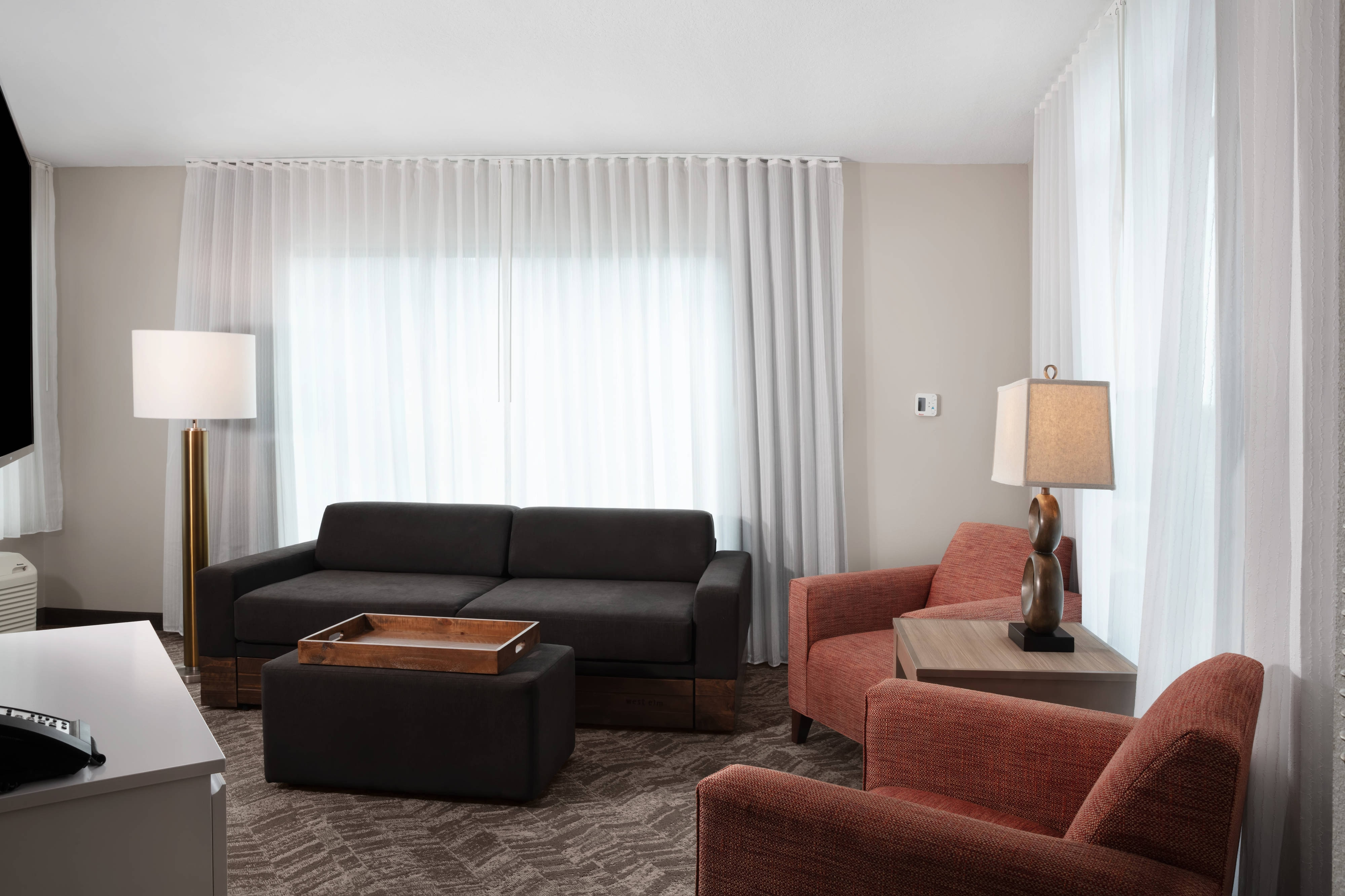 Guest Room - Seating Area