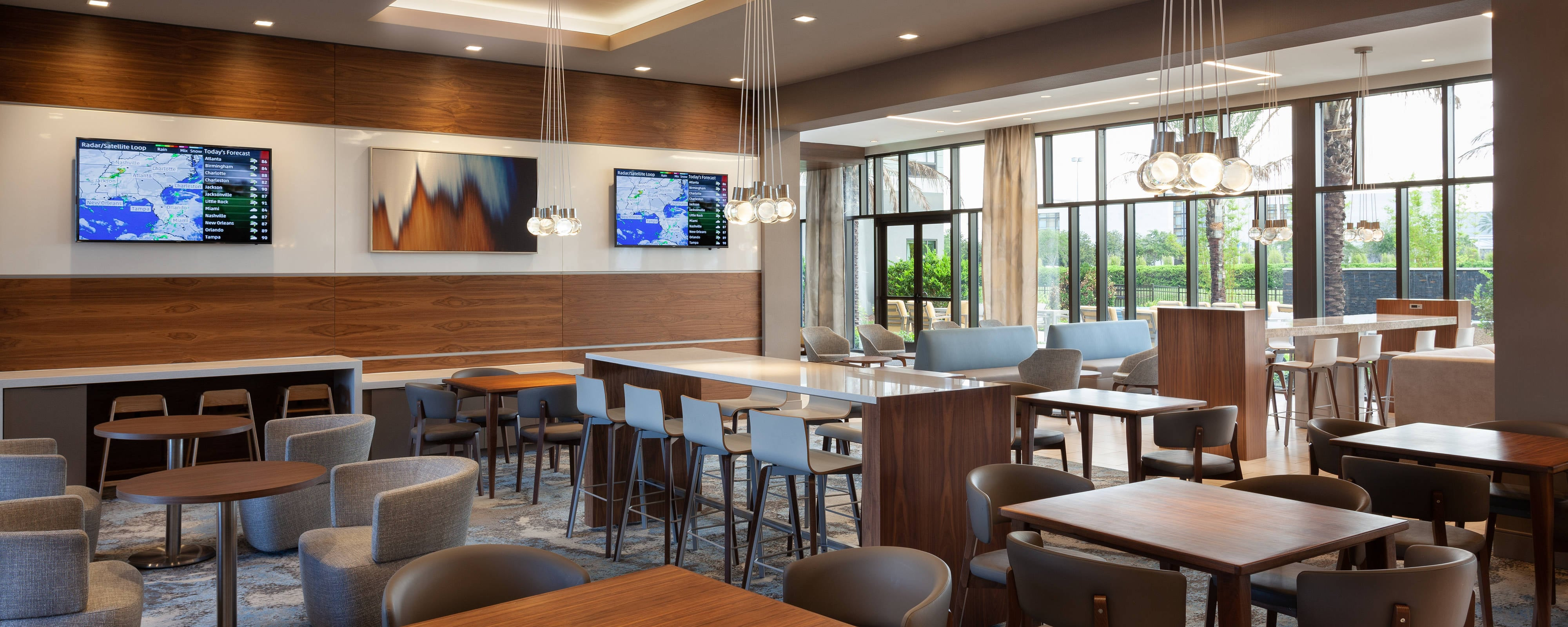 Orlando Hotel With Free Breakfast Buffet Residence Inn