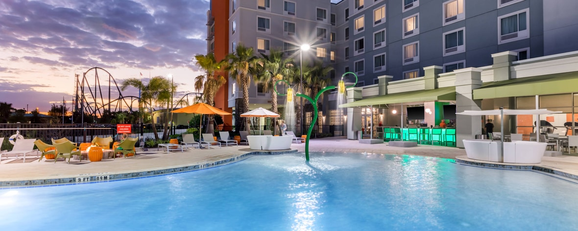 Extended Stay Hotel in Orlando, FL | TownePlace Suites Orlando
