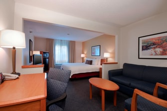 Joliet Illinois Hotel Executive King