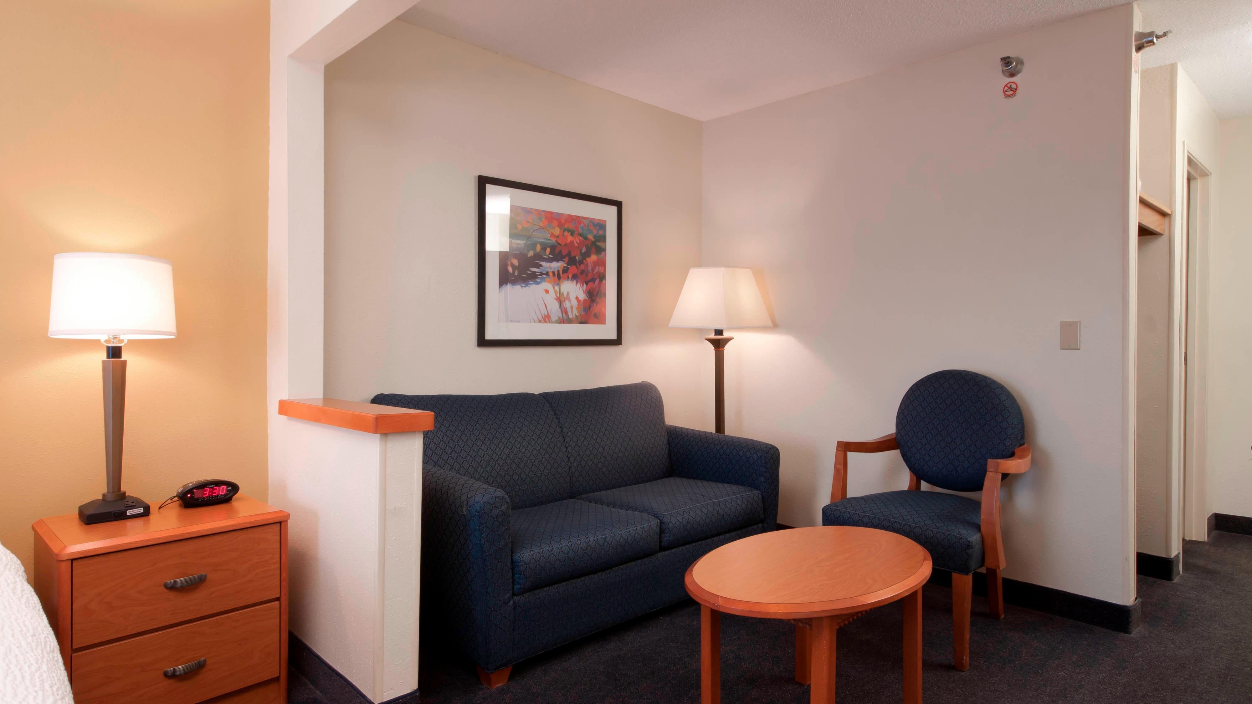 Joliet Illinois Hotel Executive King